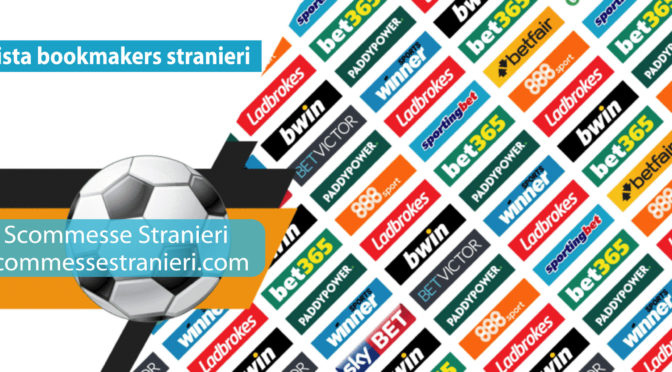 Bookmakers Stranieri: the Ultimate Convenience!