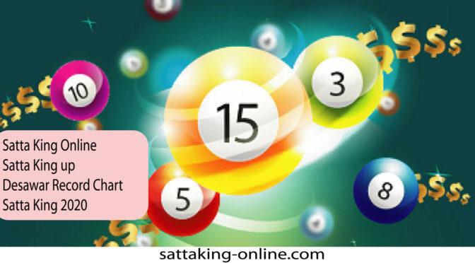Satta King Online Lottery