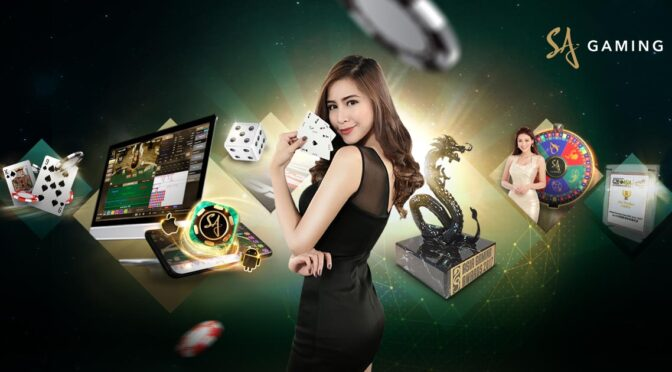 A Review of the Popular Online Casino Website SAGAME 368